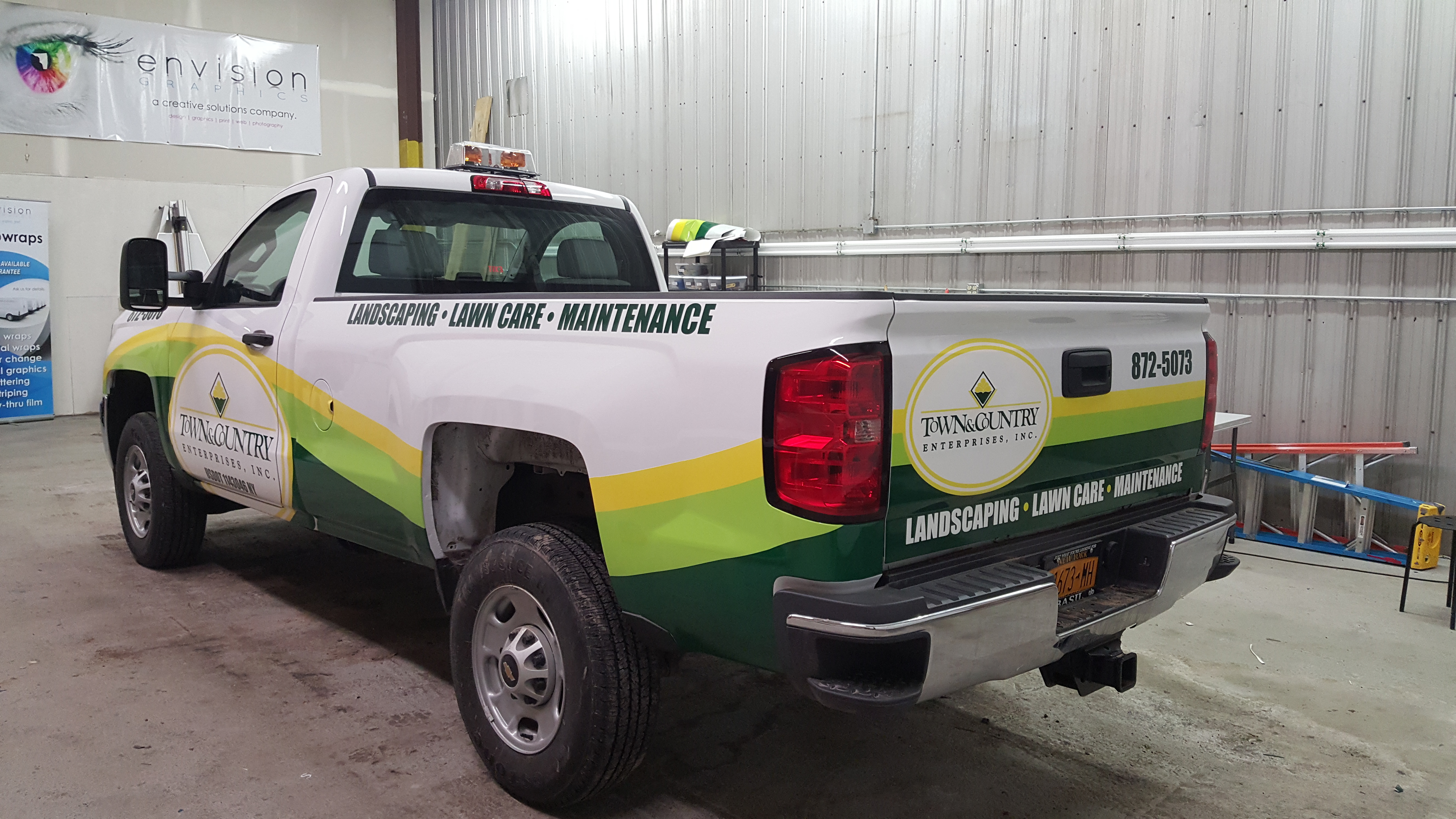 Custom Designed Vehicle Wraps Graphics Amp Color Change Wraps In Rochester Ny