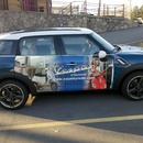 Partial Vehicle Wrap, Vehicle Graphics by Envision Graphics Rochester, NY ...