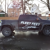 Custom Vehicle Lettering by Envision Graphics, Inc. Rochester, NY...