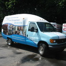 Vehicle Wrap, Vehicle Graphics by Envision Graphics Rochester, NY...
